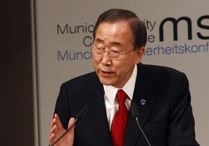 Генсек ООН объяснил, что лежит в основе ближневосточного кризиса
