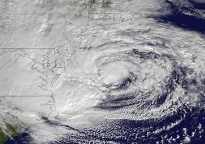 Франкеншторм. Ураган Сэнди обрушился на побережье Северной Америки - фоторепортаж
