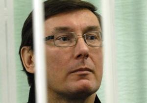 Луценко хочет в суд. Он разрешил вводить себе аминокислоты и жировую эмульсию