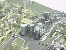 В Киеве построят гигантский офисный центр за миллиард долларов