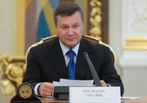 Янукович собирает Общественный гуманитарный совет