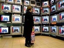 ПР протестует против запрета в Украине российских каналов