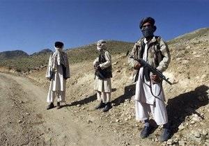 Талибы захватили один из уездов Афганистана