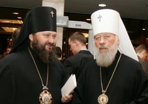 Ъ: Митрополит Владимир определился с возможным преемником