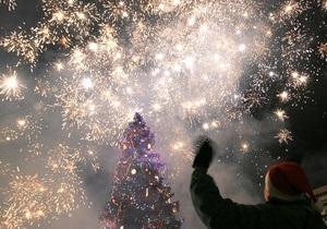 31 декабря новогодняя погода ожидается только в Карпатах