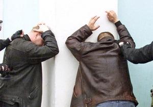 Столичная милиция задержала злоумышленников, ограбивших банк при помощи подкопа