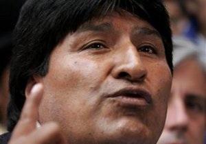 """Умер Уго Чавес - Президент Боливии """"почти уверен"""", что Чавес был отравлен"""
