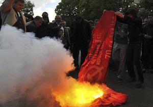 Львовский горсовет отклонил протест прокуратуры на решение о запрете советской, коммунистической и нацистской символики