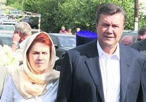 Правозащитница:  Домашний арест  Людмилы Янукович негативно влияет на имидж Украины
