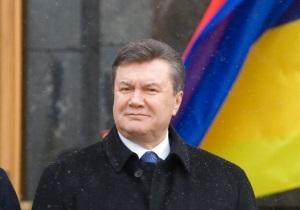 Янукович: Через много лет после разгрома фашизма поднимает голову его страшный призрак