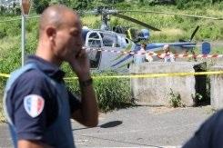 Французский сектант-педофил сбежал из тюрьмы на вертолете