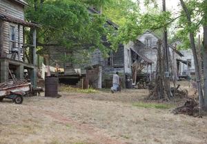 Деревню из фильма Голодные игры выставили на продажу