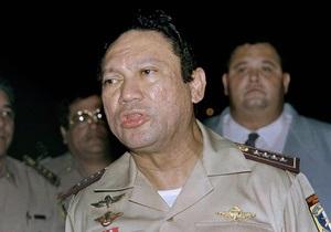 Бывшего панамского диктатора Норьегу посадили на семь лет
