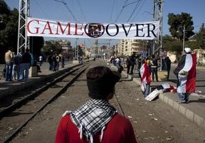 Беспорядки в Египте. Армия заявила о готовности защищать стратегические объекты