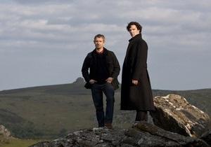 Лучшей программой года на британском ТВ стал сериал Шерлок