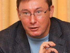 Луценко заявил о сценарии свержения Тимошенко и назначения Азарова