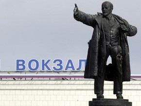 Памятник Ленину в Петербурге взорвал Залесский боевой летучий отряд
