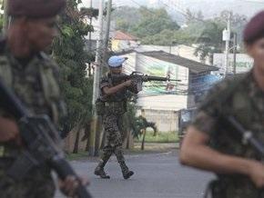 СМИ: Президент Гондураса был ранен во время ареста