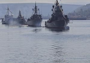 Учения РФ в Черном море: Грузия не ощущает угрозы и намерена провести еще более масштабные учения