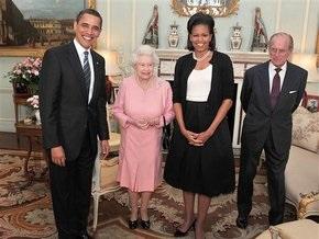 Обама подарил королеве Великобритании iPod