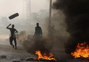 Число жертв серии взрывов в Нигерии возросло до 165