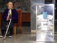 Данные с 981 участка: Черновецкий побеждает с отрывом в 18%