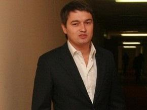 Сын Ющенко защитил дипломную работу