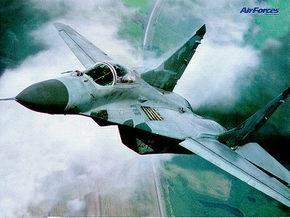 Россия подарит Ливану десять боевых самолетов МиГ-29