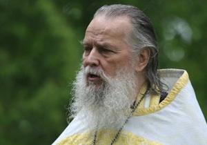 Зарезанного в Пскове священника похоронят сегодня
