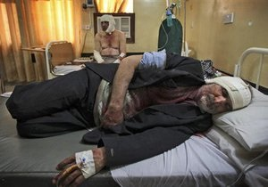Теракт накануне выборов: четверо погибших, 50 раненых в результате взрыва в Ираке