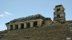 Закат цивилизации майя вызвала легкая засуха
