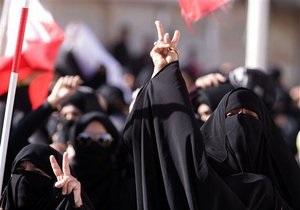 Полиция Бахрейна применила слезоточивый газ для разгона демонстрантов в столице