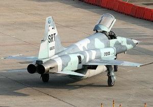 В Таиланде потерпел крушение истребитель королевских ВВС