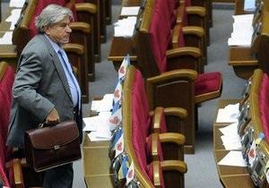 Газета: Украинские депутаты обладают самыми большими льготами в Европе