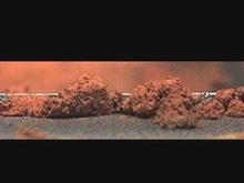 NASA: Марсианский грунт похож на земной