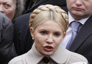 В этом году Тимошенко еще раз пойдет на допрос