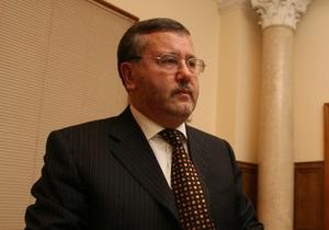 Гриценко: Милиция в суде поддерживала предложенный оппозицией маршрут шествия на 24 августа