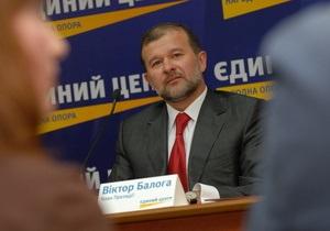 Балога о визите Медведева: Мы натолкнулись на категорическое  нет  Москвы