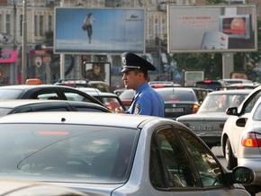 В центре Киева 1 и 9 мая ограничат движение транспорта