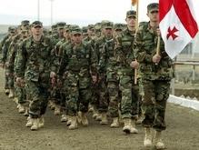 Грузия увеличивает численность войск