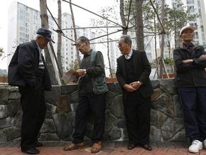 В Японии детские площадки переделывают в фитнес-парки для пенсионеров