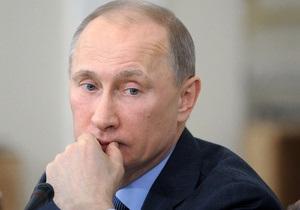 Путин заявил, что России небезразлична судьба Южной Осетии