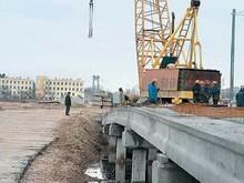 Подольско-Воскресенский мост обещают сдать к 2011 году