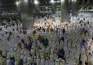 Саудовская Аравия: Сегодня начинается Рамадан