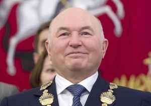 Лужков рассказал, как от него уплыли десятисантиметровые белые тараканы