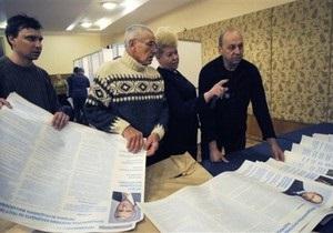 Суд запретил вносить изменения в списки избирателей в день голосования