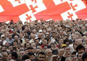 Опрос: Грузины обеспокоены ростом цен и отсутствием работы
