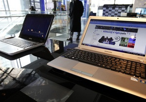 В Украине сократился объем продаж персональных компьютеров