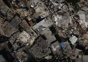 На Гаити произошло новое землетрясение