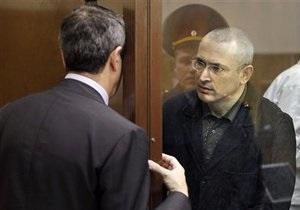 Ходорковский выступил в суде в качестве свидетеля по делу дочки ЮКОСа